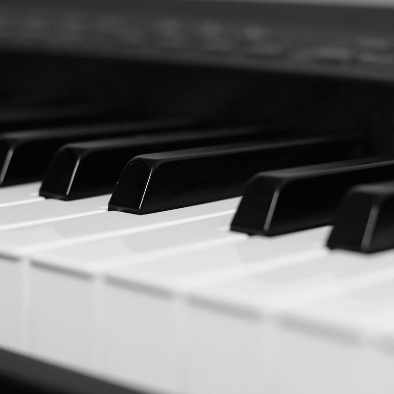楽しい子供ピアノ音楽1