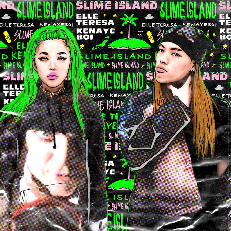 Slime island
