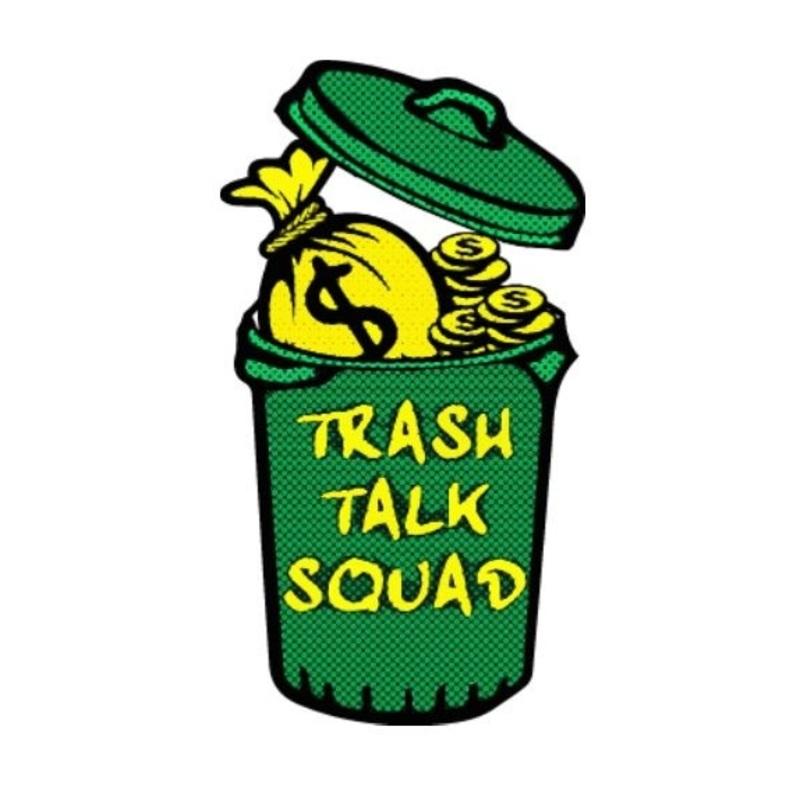 Trash Talk Squad, 12eLegoBlack, NAWA & b0ngbubbla