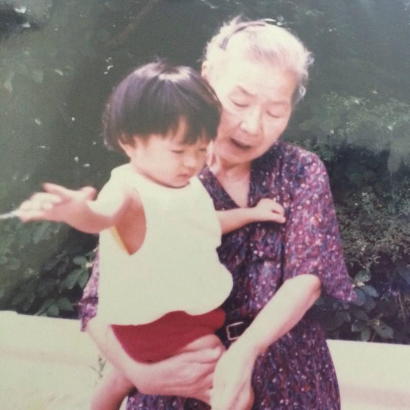 おばあちゃんち