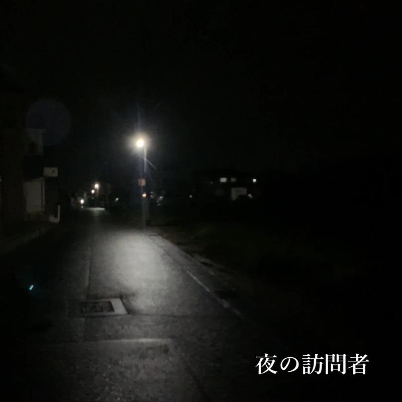 夜の訪問者