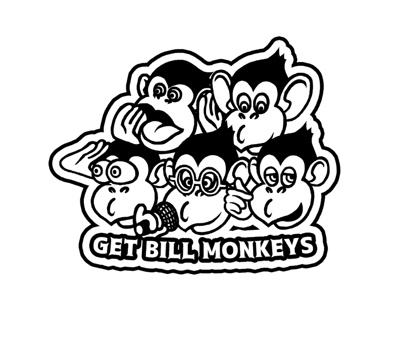 GET BILL MONKEYS