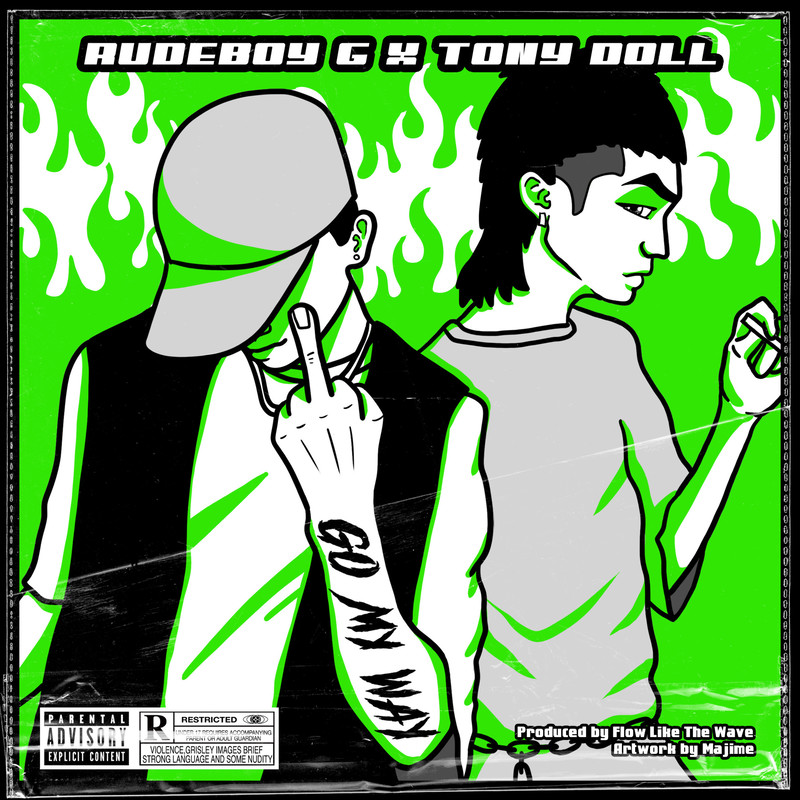GO MY WAY (feat. TONY Doll)