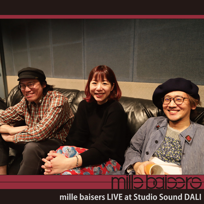 mille baisers LIVE at Studio Sound DALI