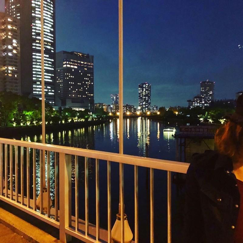 大阪と東京
