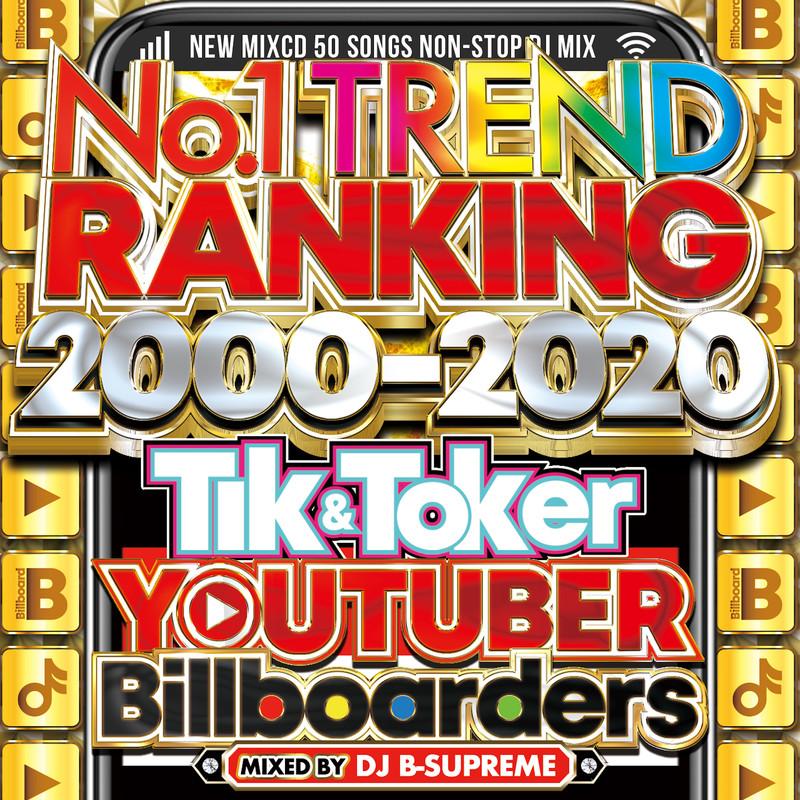 NO.1 TREND RANKING 2000-2020