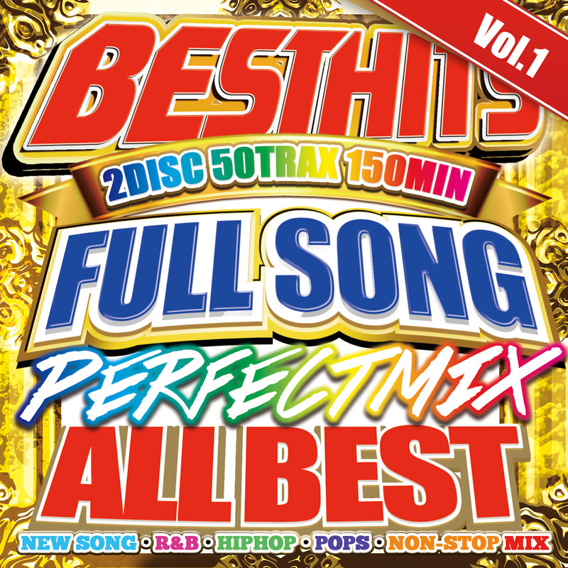 BEST HITS FULLSONG PERFECT MIX ALL BEST VOL.1