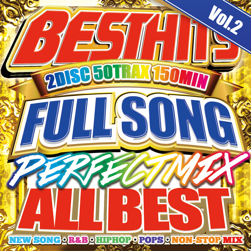 BEST HITS FULLSONG PERFECT MIX ALL BEST VOL.2