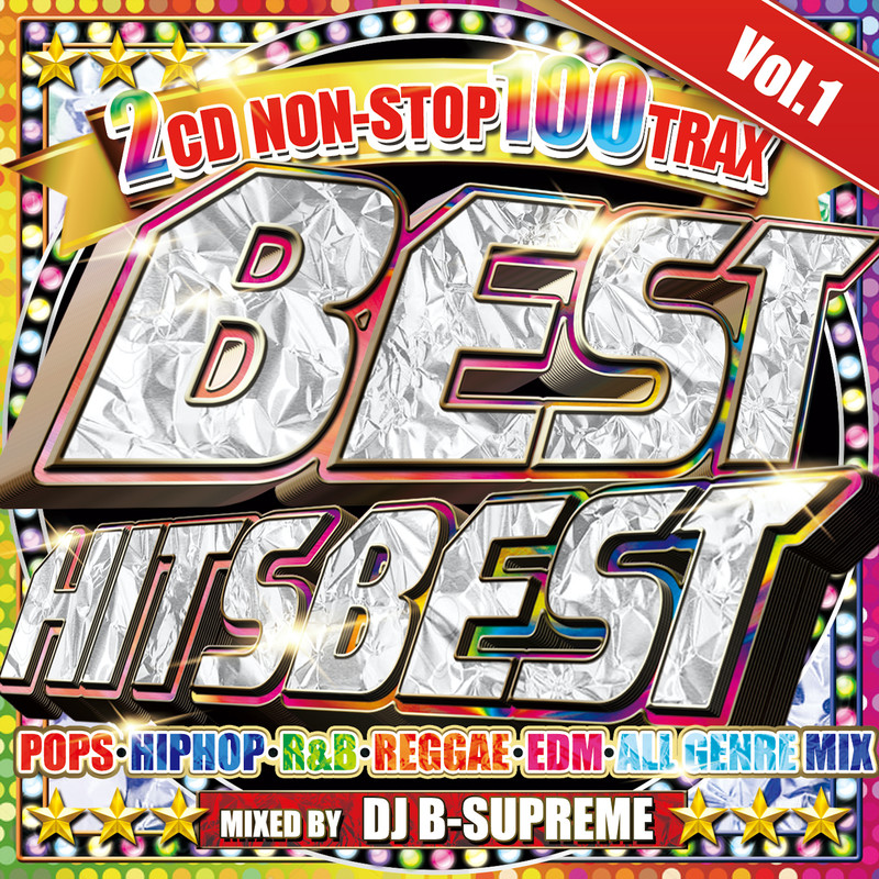 BEST HITS BEST -NON STOP 100 TRAX- VOL.1