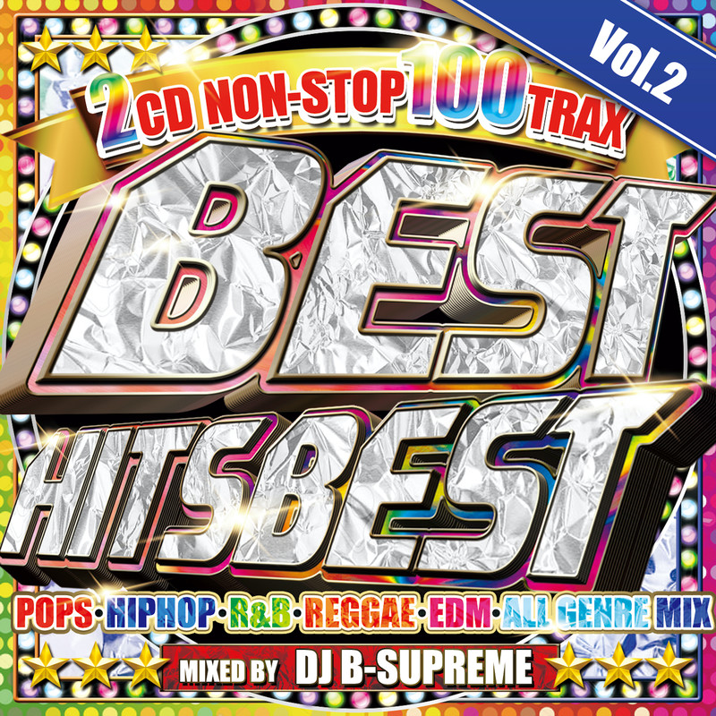 BEST HITS BEST -NON STOP 100 TRAX- VOL.2