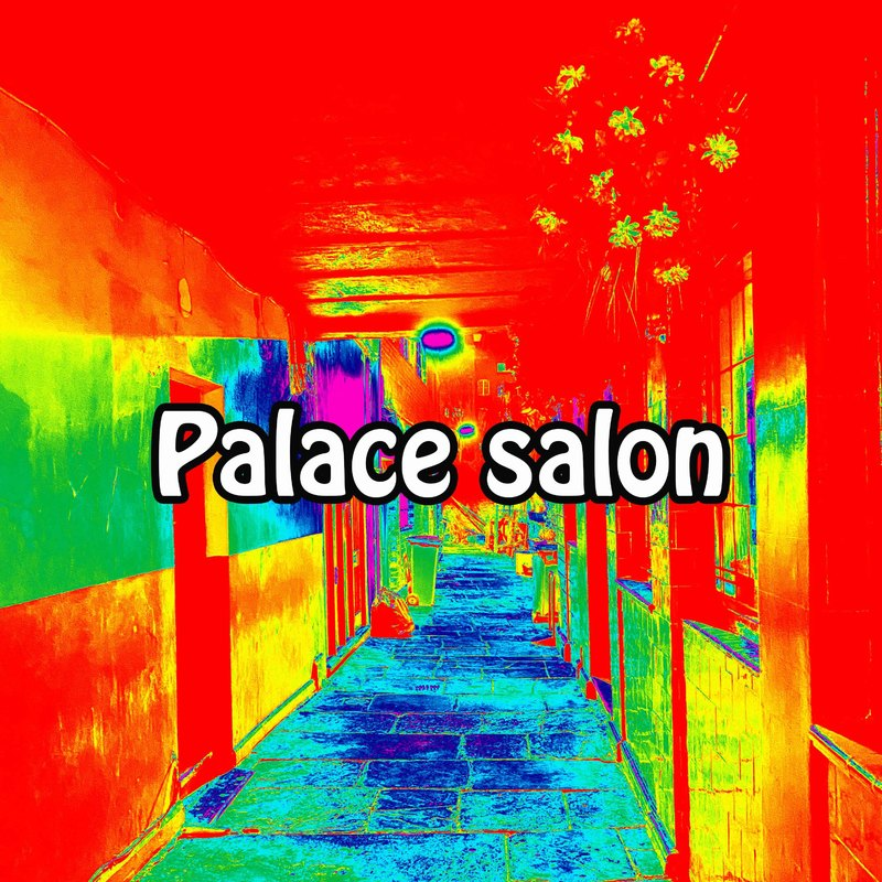 Palace salon
