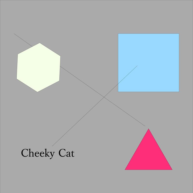 Cheeky Cat