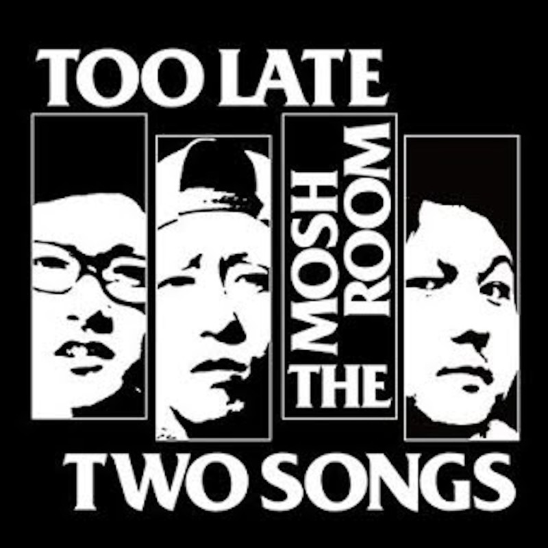 TOO LATE TWO SONGS