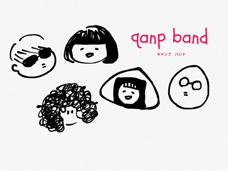 qamp band