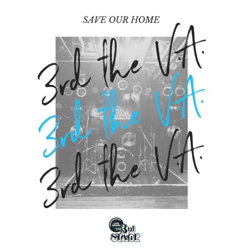 3rd the V.A. -blue-