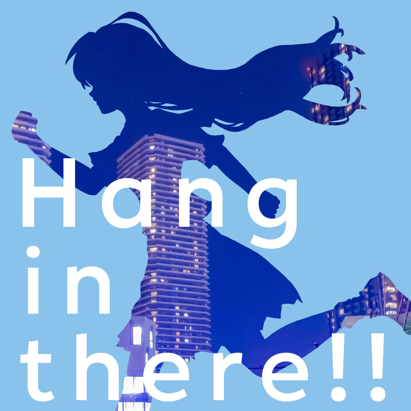 Hang in there!!