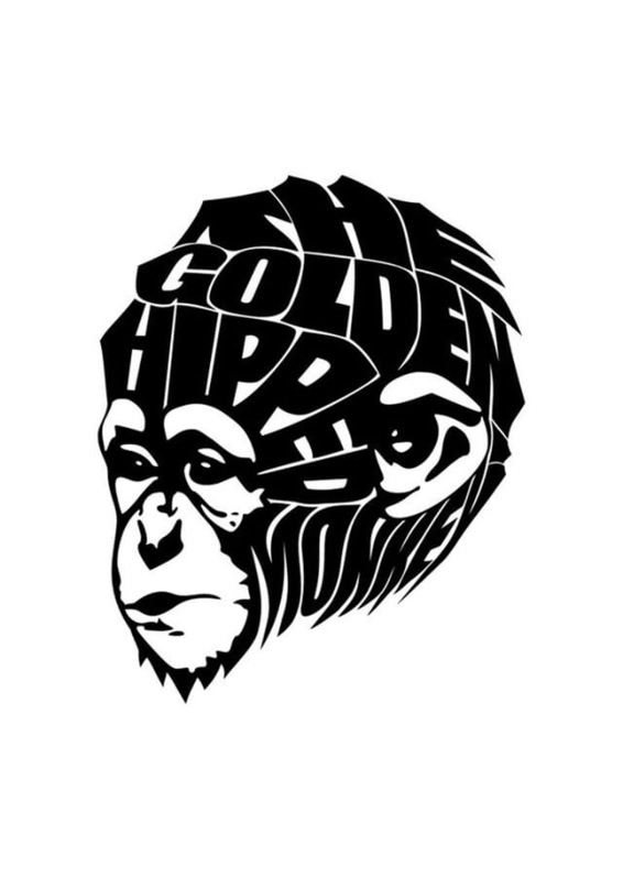 The Golden-hipped Monkey