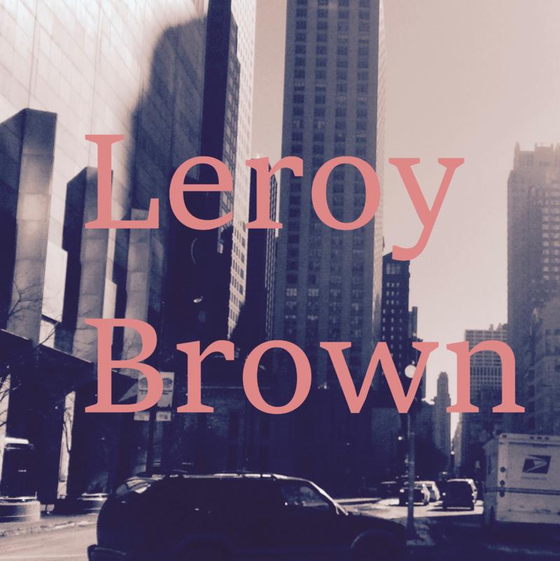 リロイ ブラウン