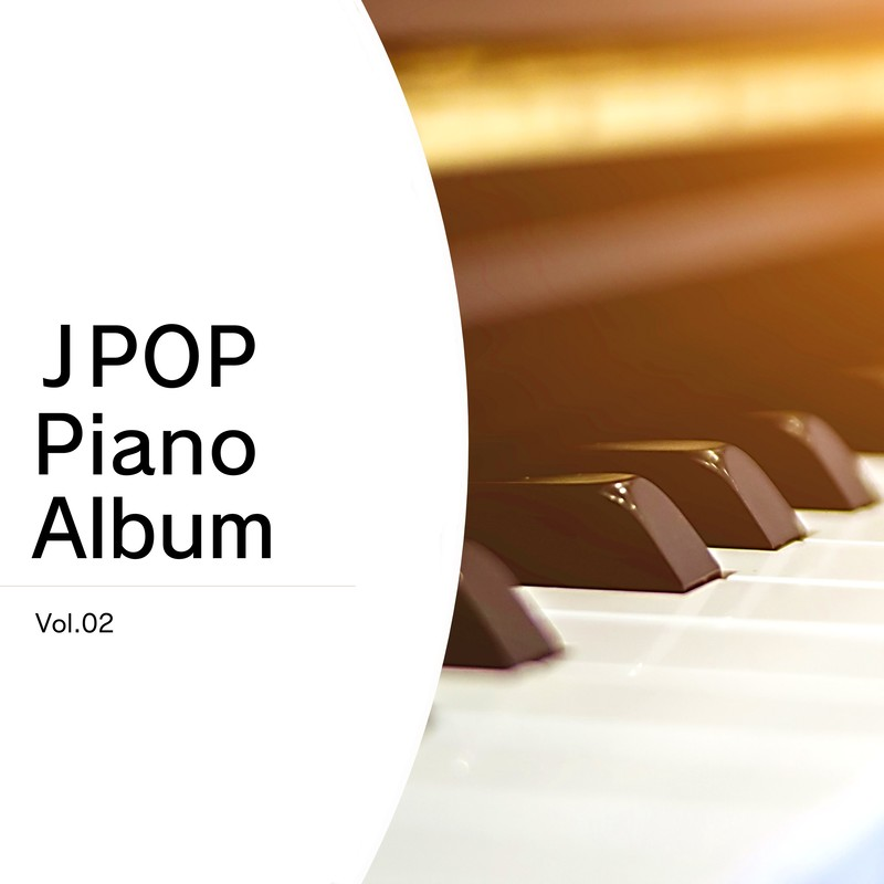 JPOP Piano Album Vol.02