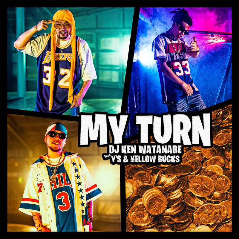 MY TURN (feat. Y