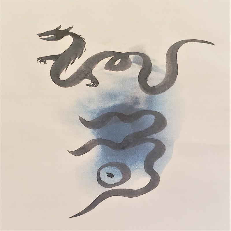 龍神伝説「風神と龍」