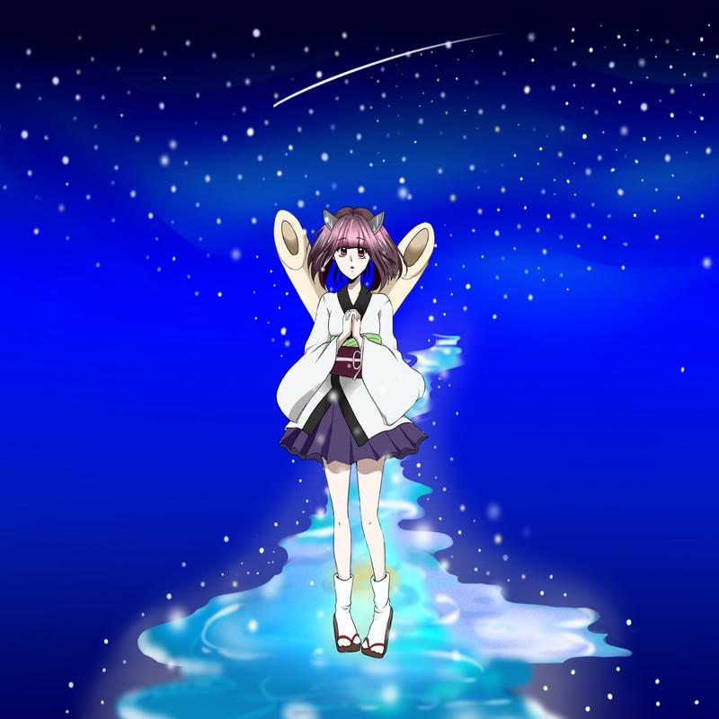 星に想いを馳せてみても。。 (feat. AIきりたん)