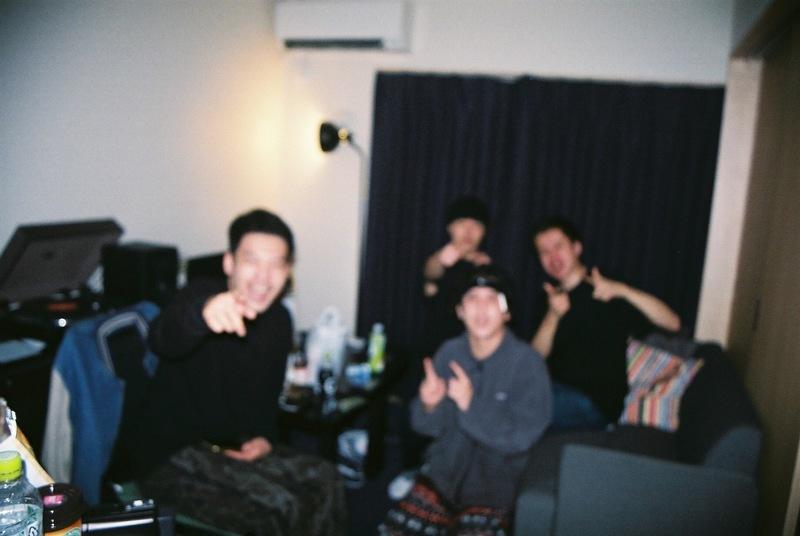 South Disco Club, Kyle, Captain T & Ibzooo sensei