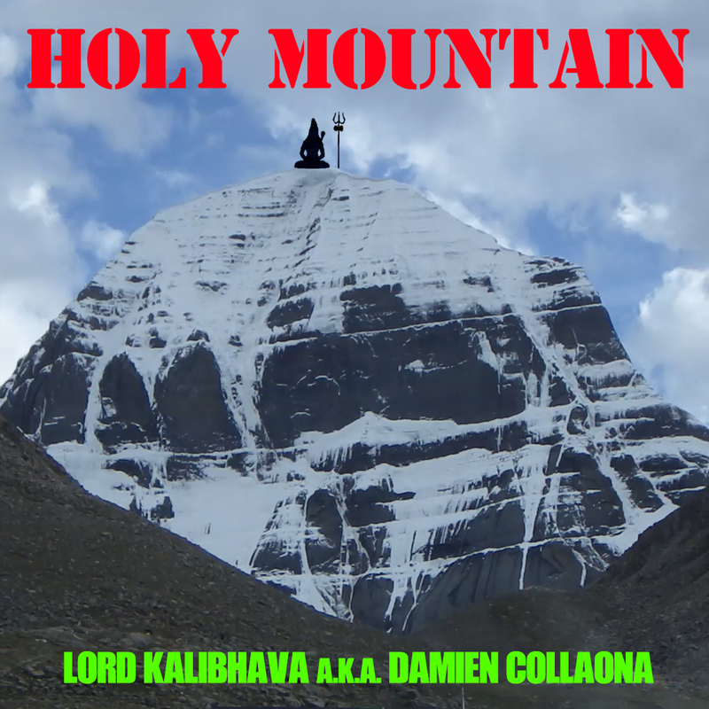 Lord KaliBhava a.k.a. Damien Collaona