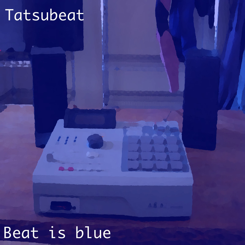 Beat is blue