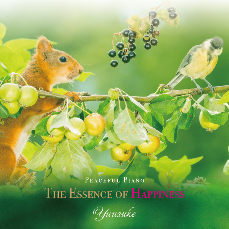 The Essence of Happiness -528Hz Peaceful Piano-