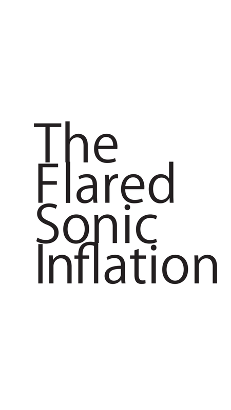 The Flared Sonic Inflation