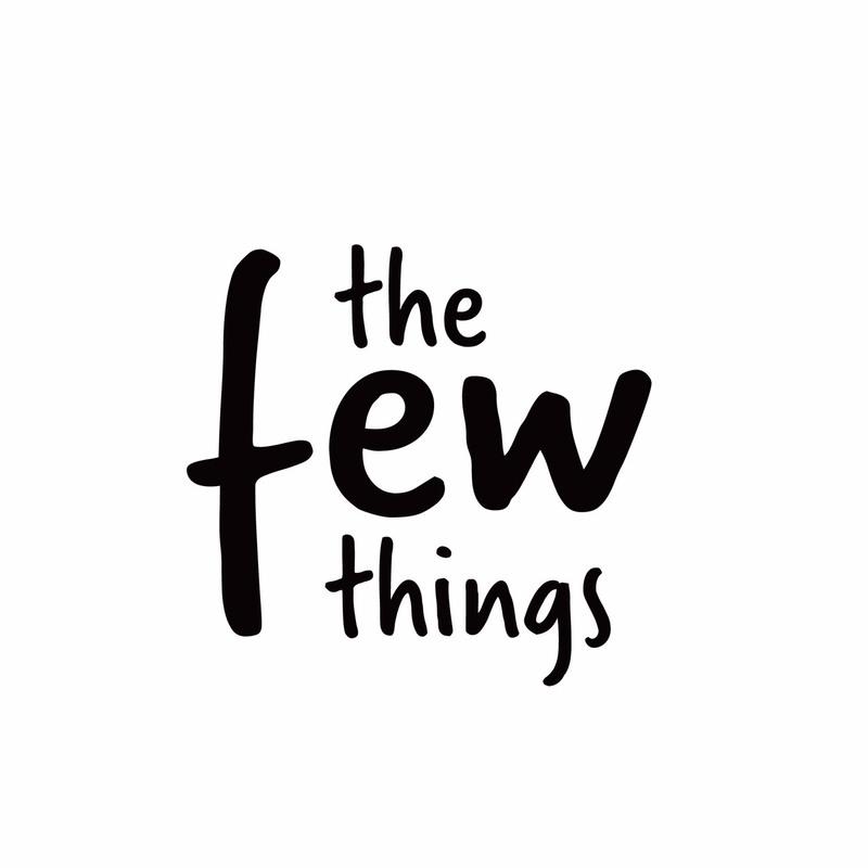 the few things