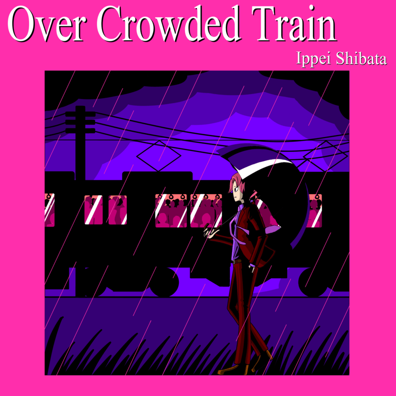 Over Crowded Train
