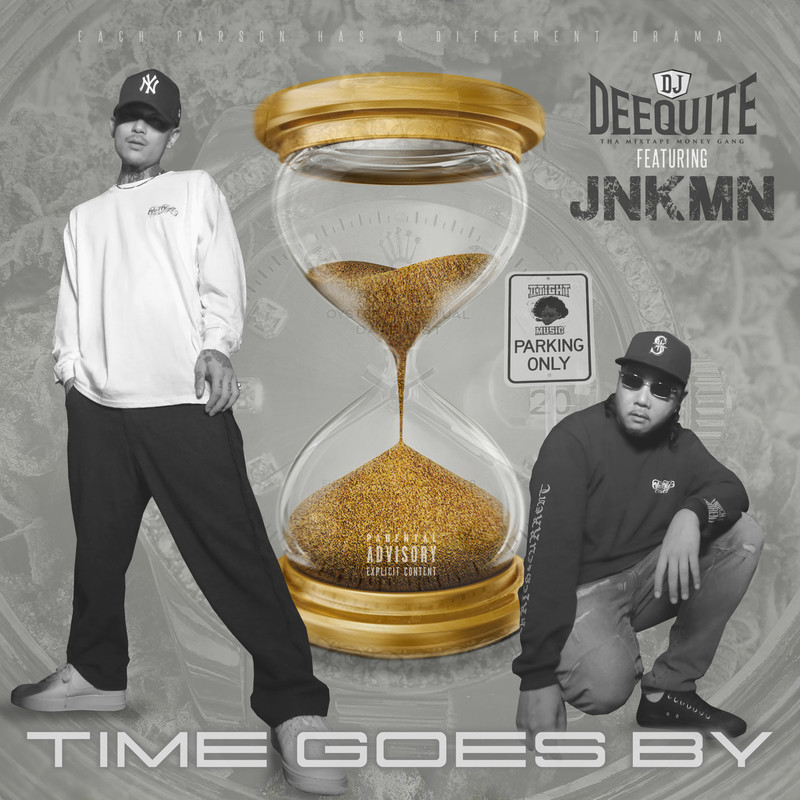 Time Goes By (feat. JNKMN)