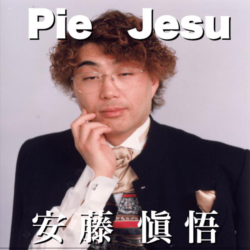 Pie Jesu ~ G. Faure Requiem より ~