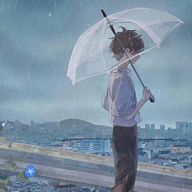 劣等、雨鬱つ