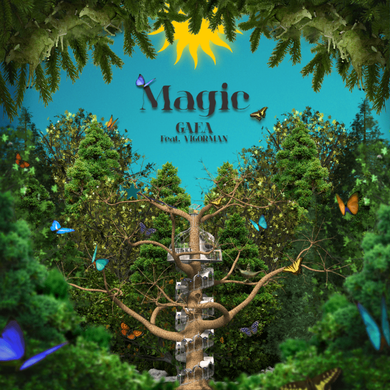 Magic (feat. VIGORMAN)
