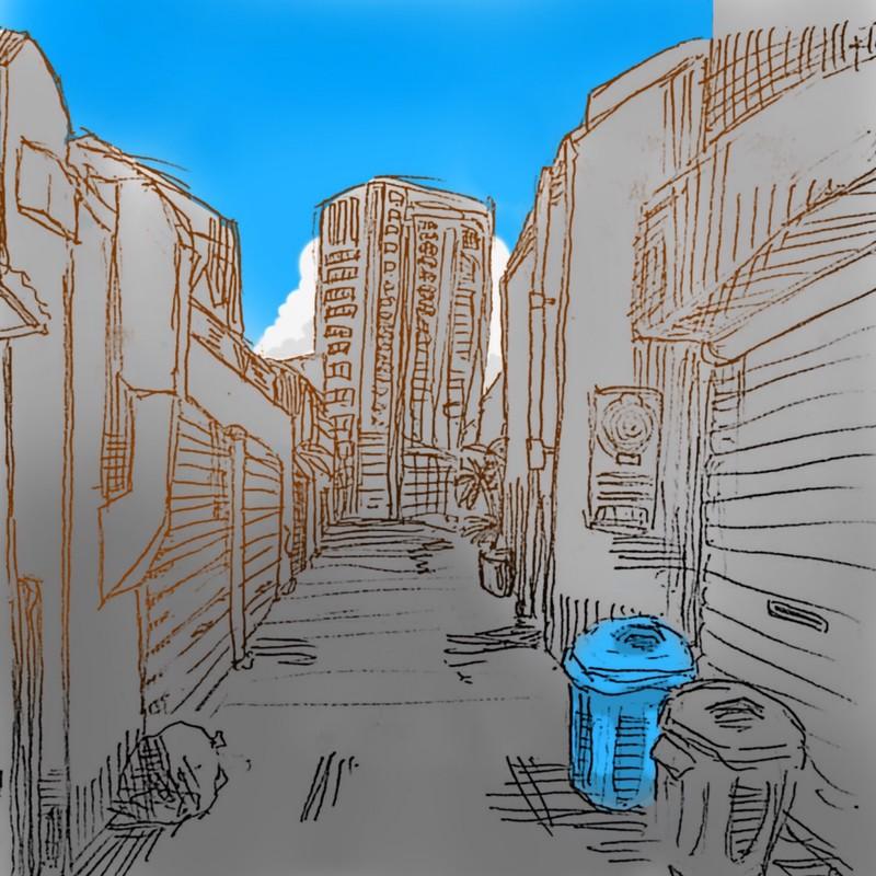 タイムロス / 抜け殻の街