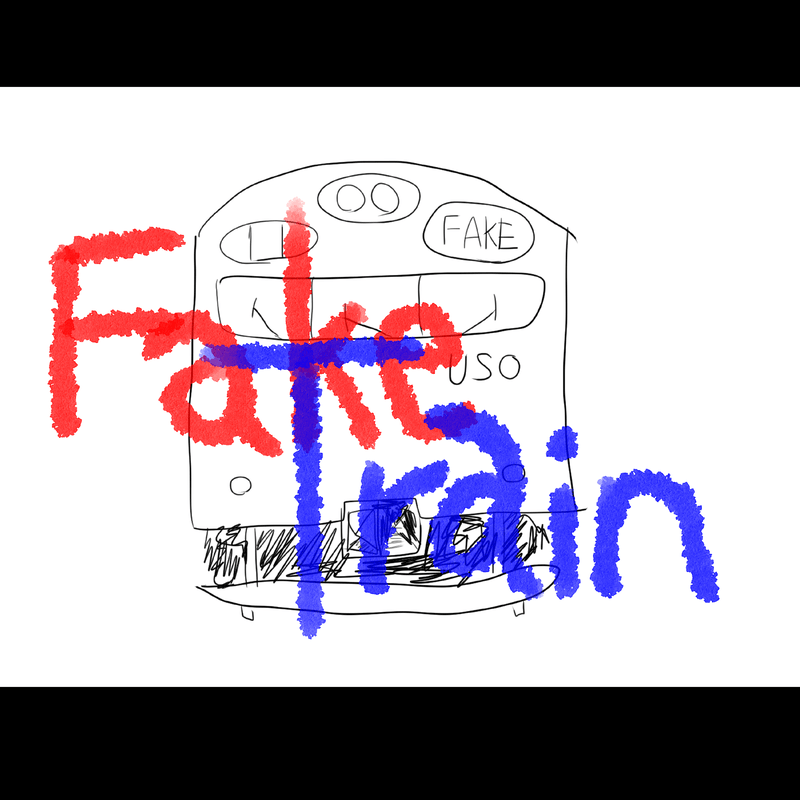 Fake_Train