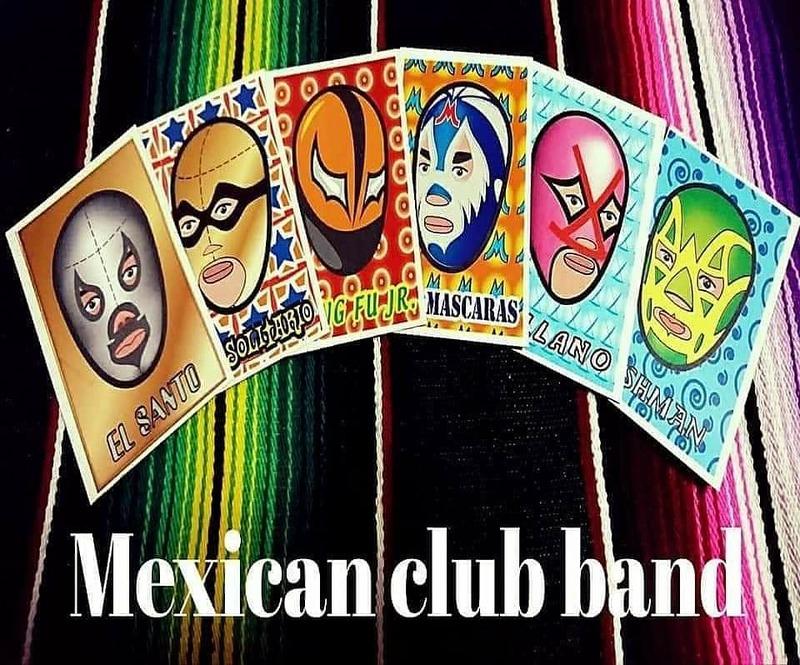 Mexican club band