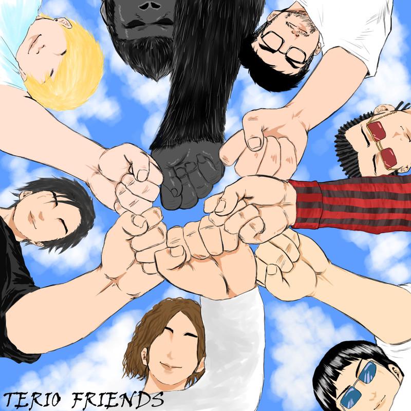 TERIO FRIENDS
