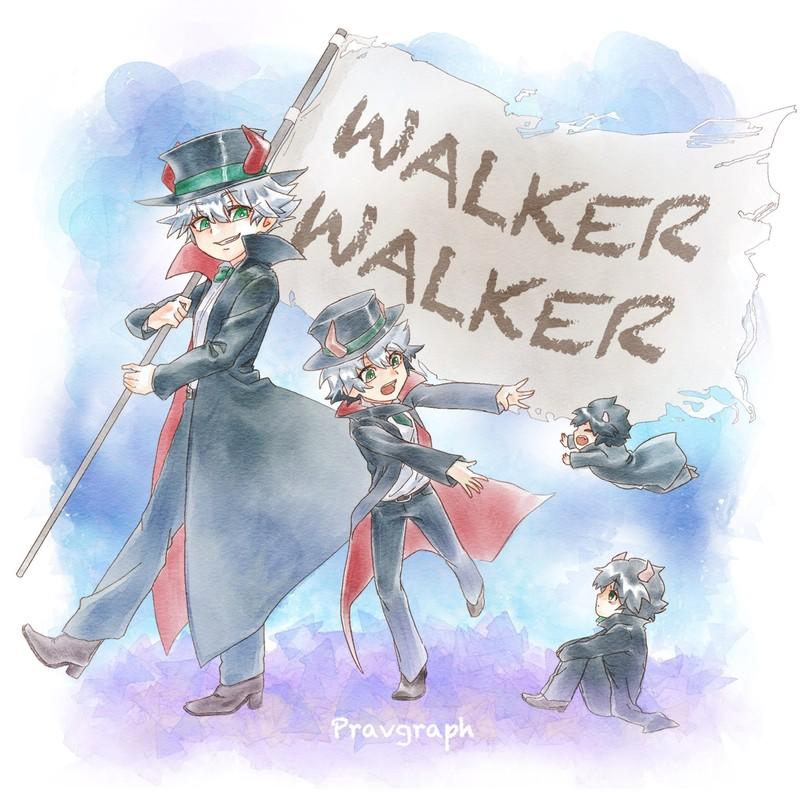 WALKER WALKER