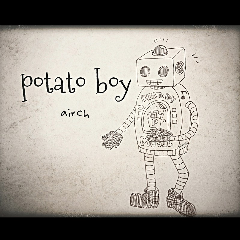 POTATO BOY
