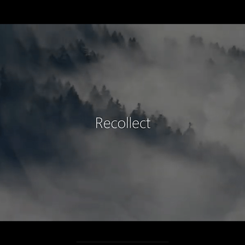 Recollect (feat. さとうささら)