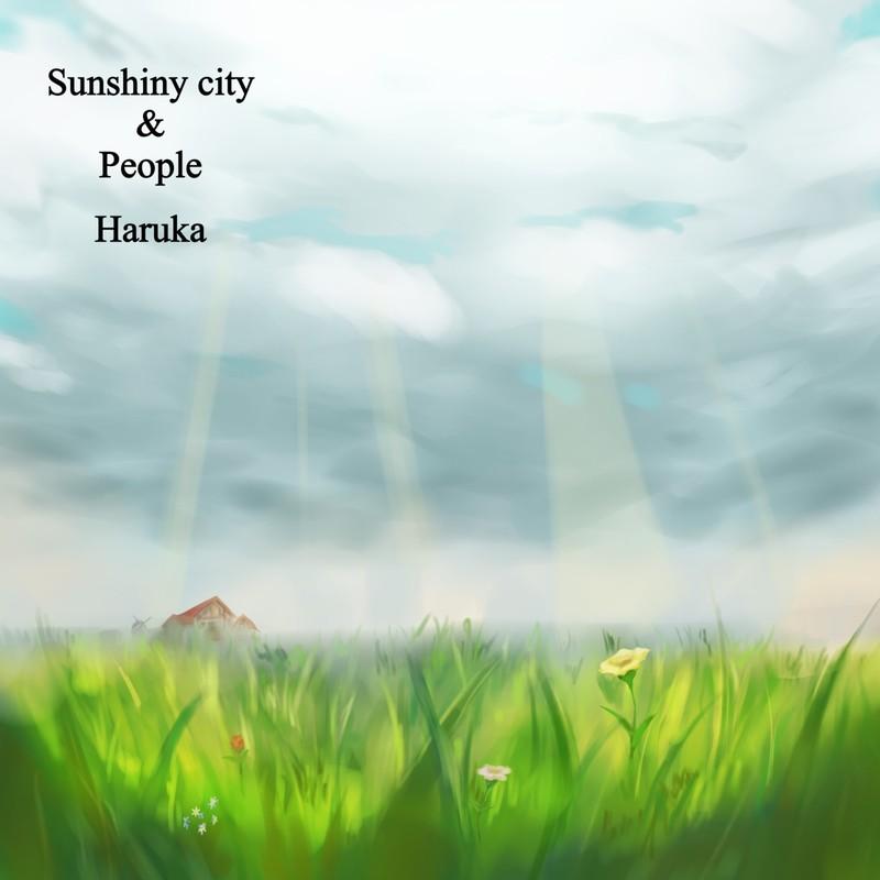 Sunshiney city & People