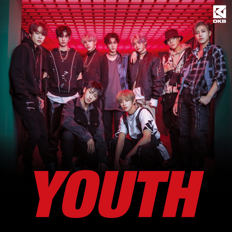 YOUTH-1ST MINI ALBUM JAPAN