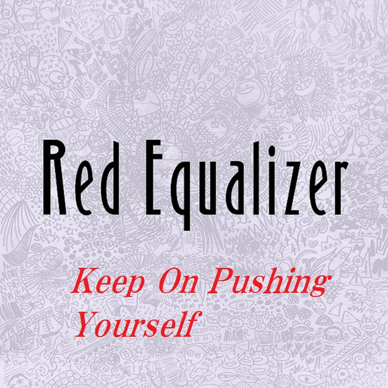 Keep On Pushing Yourself