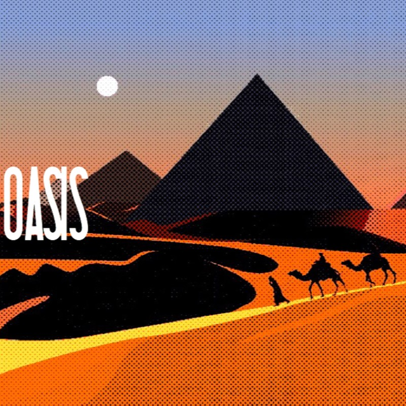 OASIS (feat. JAGGY)