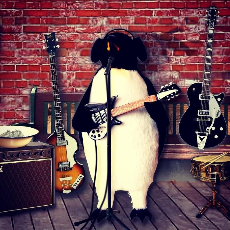 フライングペンギンマン