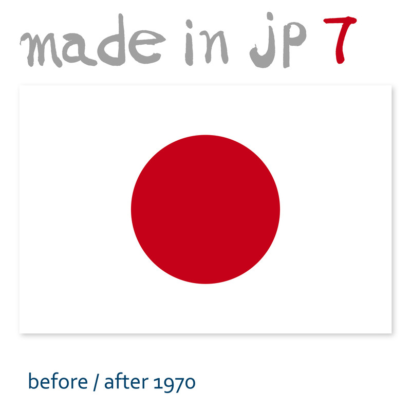 made in jp 7